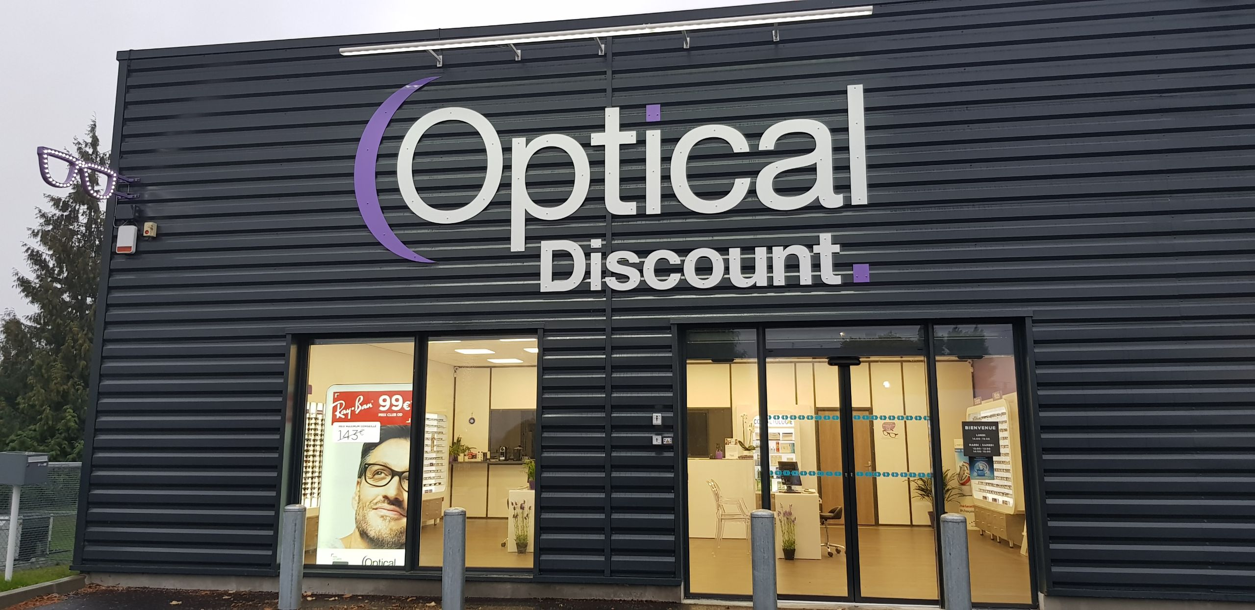 OPTICAL DISCOUNT YVETOT