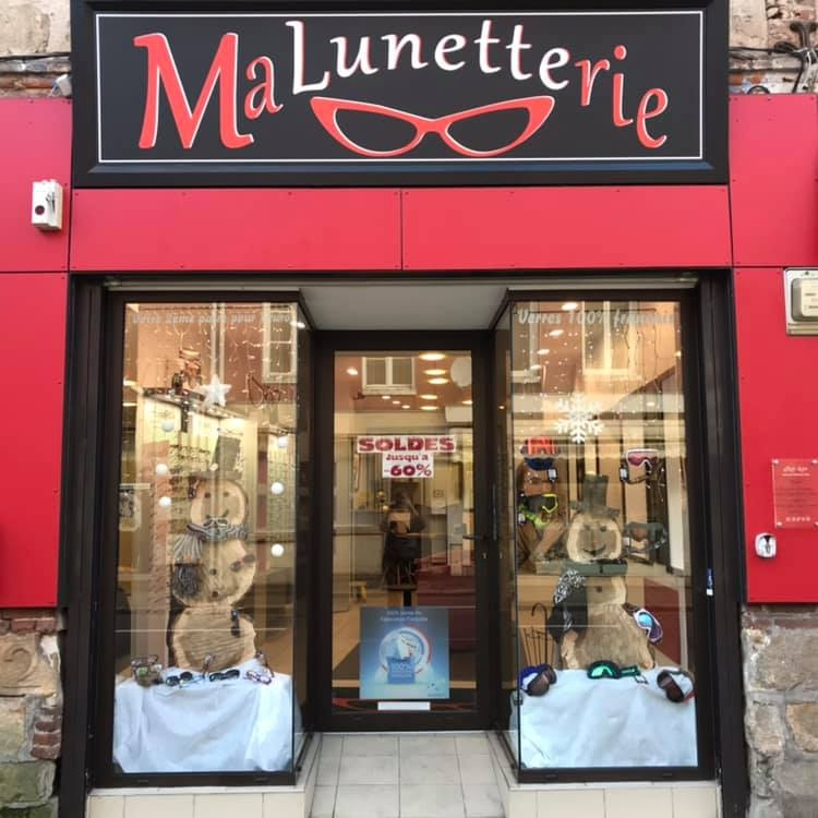 MA LUNETTERIE CANY-BARVILLE